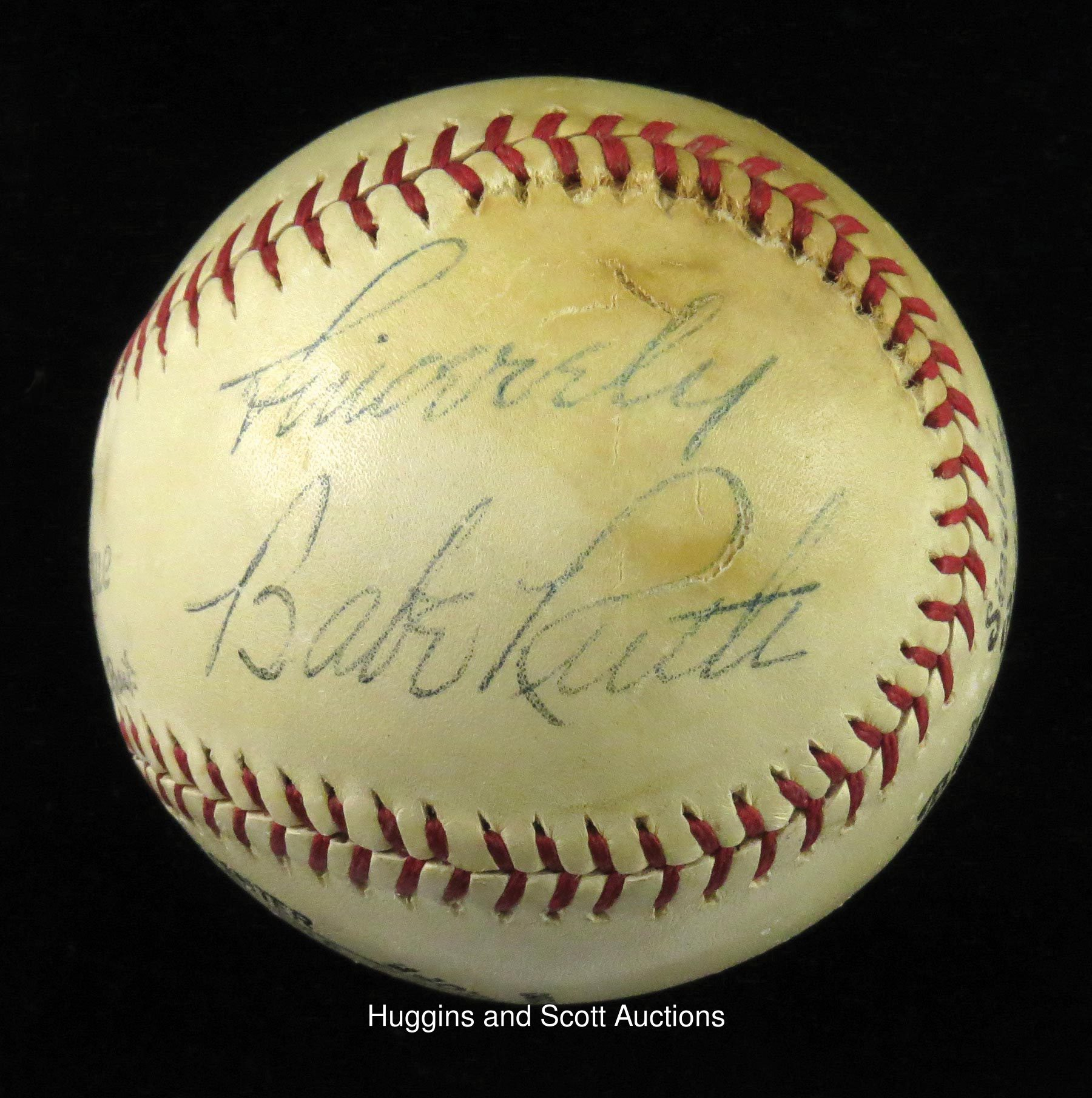 babe ruth sinclair babe ruth baseball contest ball